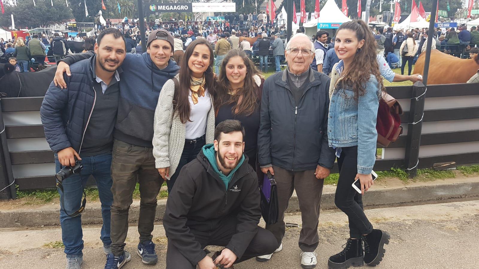 Estudiantes de Periodismo en el Prado